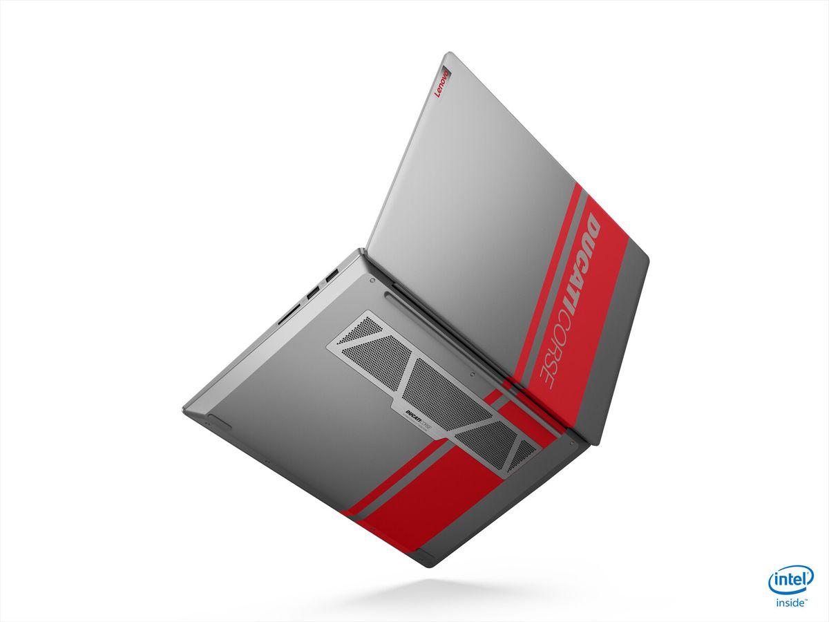 [CES 2020] Lenovo Ducati 5: Laptop Eksklusif yang Terinspirasi Motor Ducati 18 ces 2020, harga, lenovo, Lenovo Ducati 5, spesifikasi