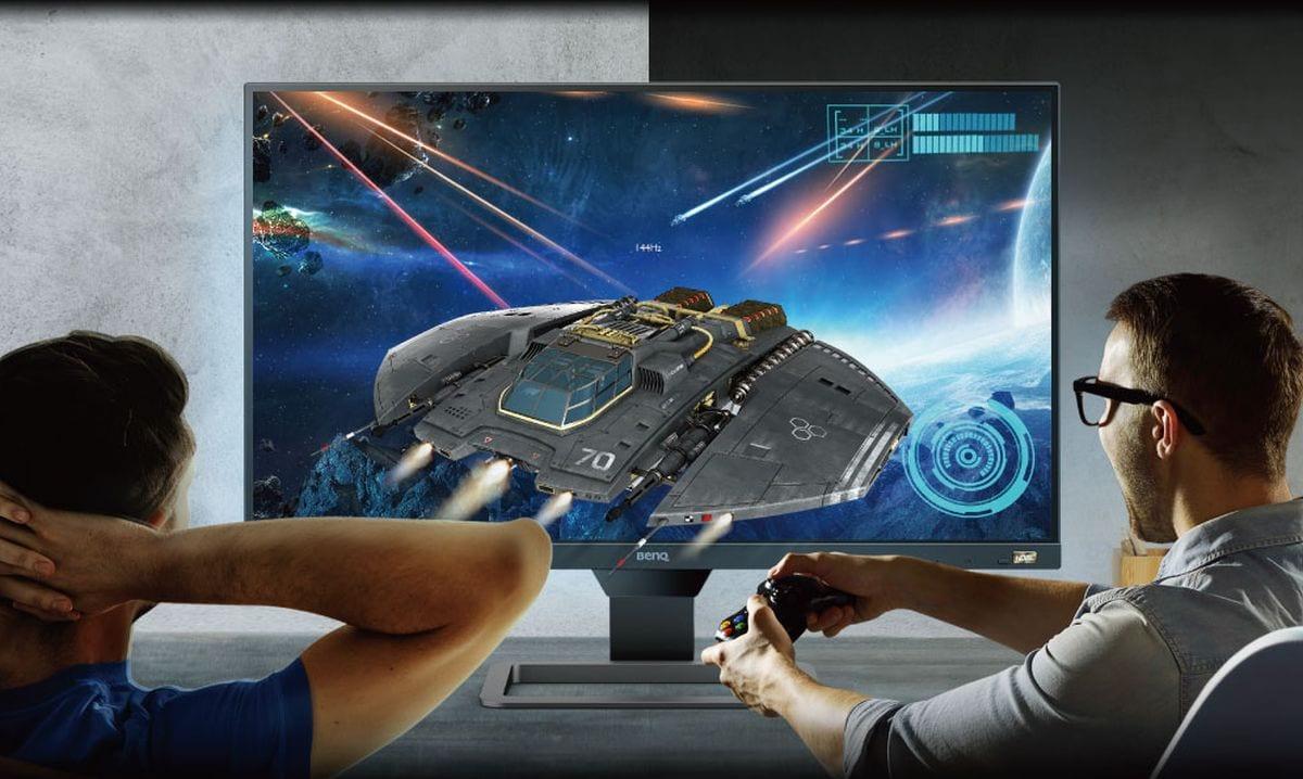 BenQ EW3280U: Monitor Gaming 4K dengan Teknologi HDRi dan Audio 2.1 Channel dari treVolo 16 BenQ, benq EW3280U, harga, spesifikasi