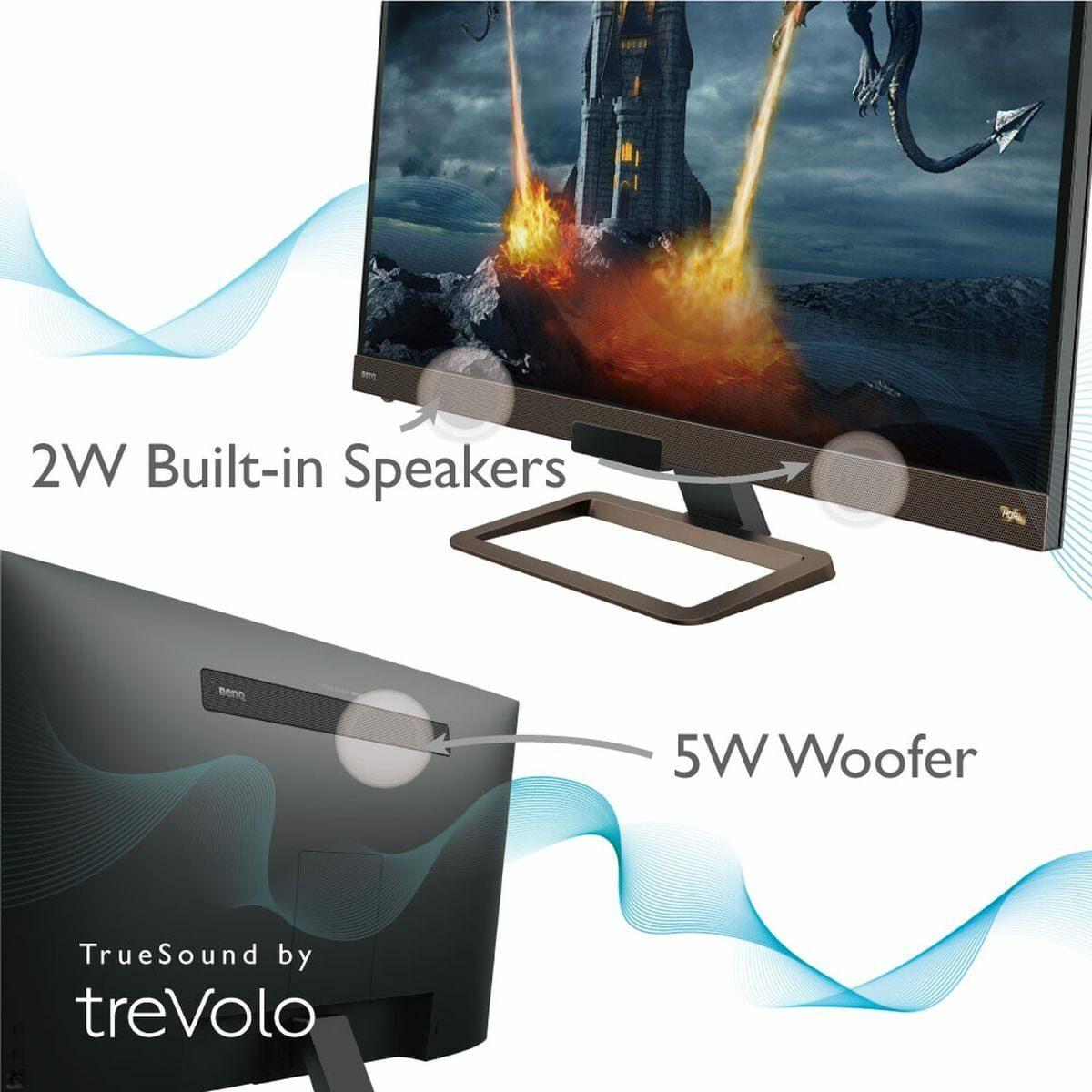 BenQ EW3280U: Monitor Gaming 4K dengan Teknologi HDRi dan Audio 2.1 Channel dari treVolo 17 BenQ, benq EW3280U, harga, spesifikasi