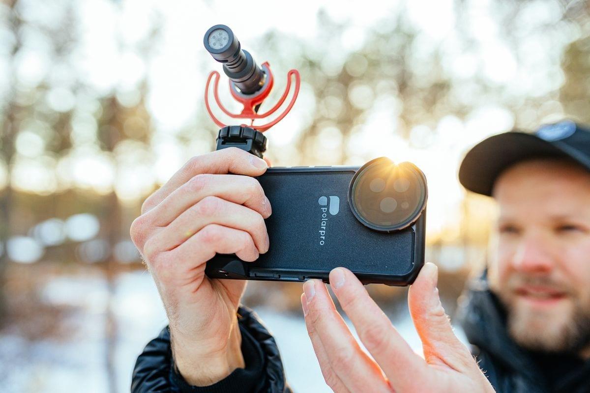 LiteChaser Pro: Sistem Filter untuk Kamera iPhone 11 17 harga, LiteChaser Pro, polarpro, spesifikasi