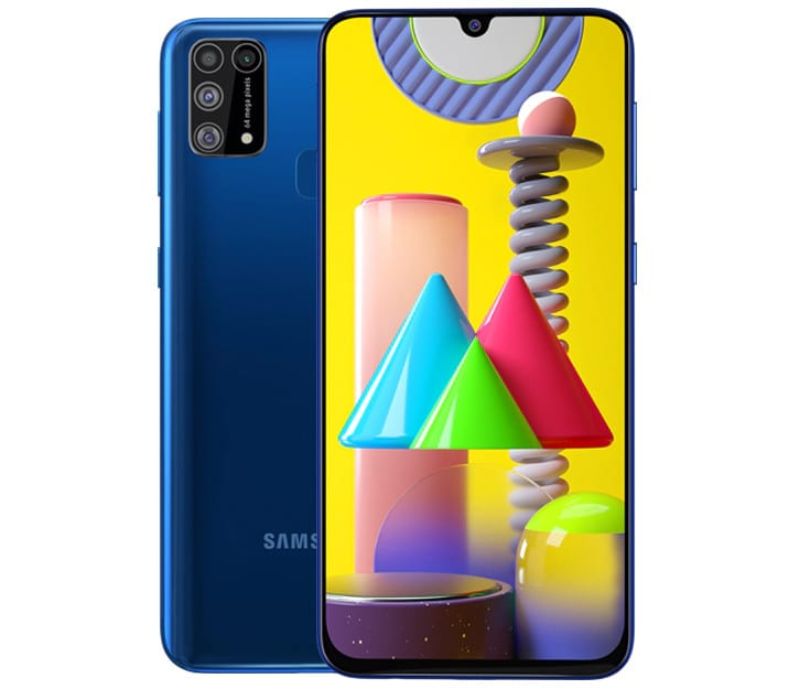 Samsung Gelar Pre-Order Galaxy M31, Smartphone 3 Jutaan dengan Baterai 6.000 mAh 17 android, samsung, Samsung Galaxy M31, smartphone