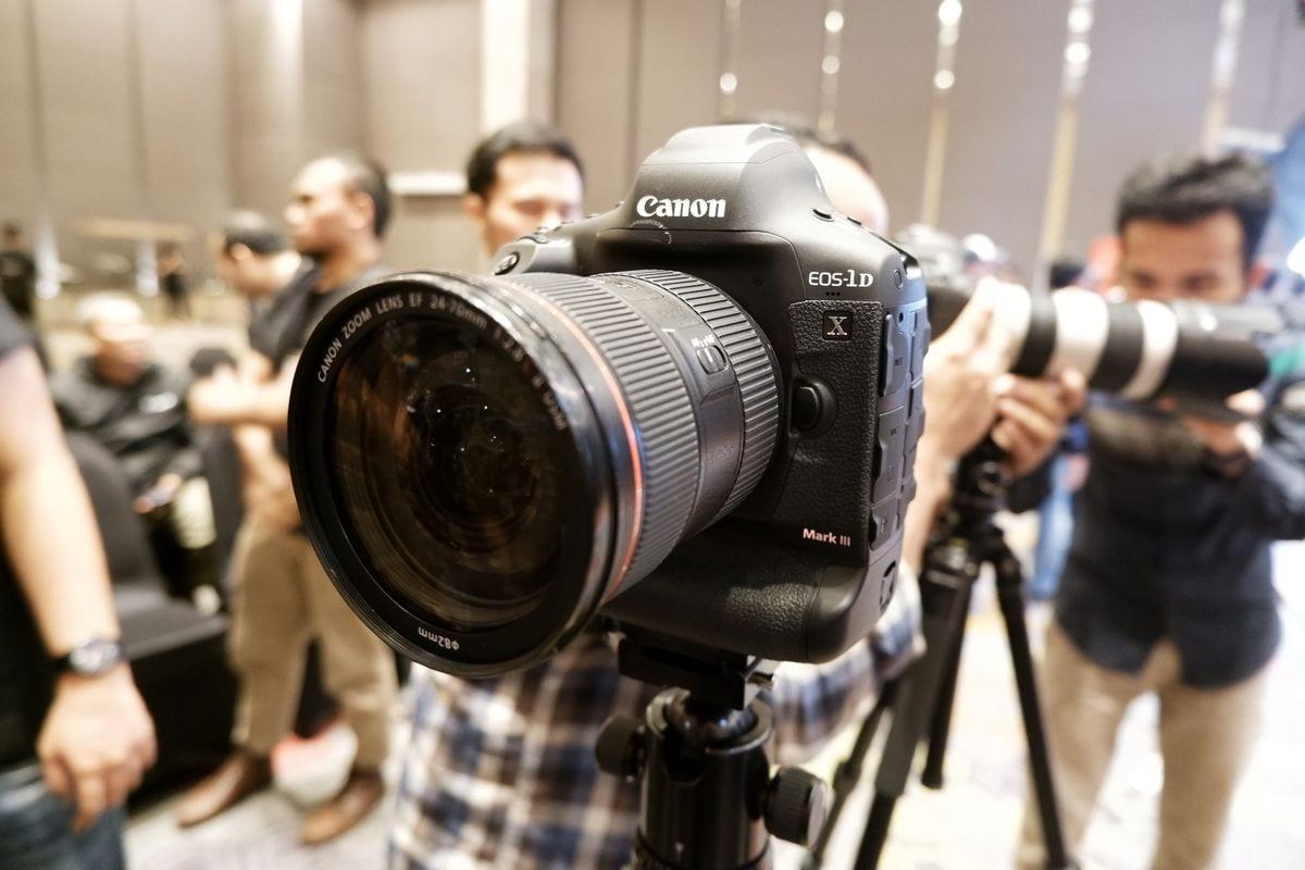 Resmi Hadir di Indonesia, Canon EOS 1D X Mark III Dijual 100 Jutaan Rupiah 17 canon, canon eos 1D X Mark III, harga, spesifikasi