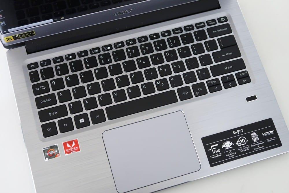 Review Acer Swift 3 SF314-41: Laptop Ringan dengan Prosesor AMD Ryzen 5 3500U 20 acer, acer swift 3, Acer Swift 3 (SF314-41), review