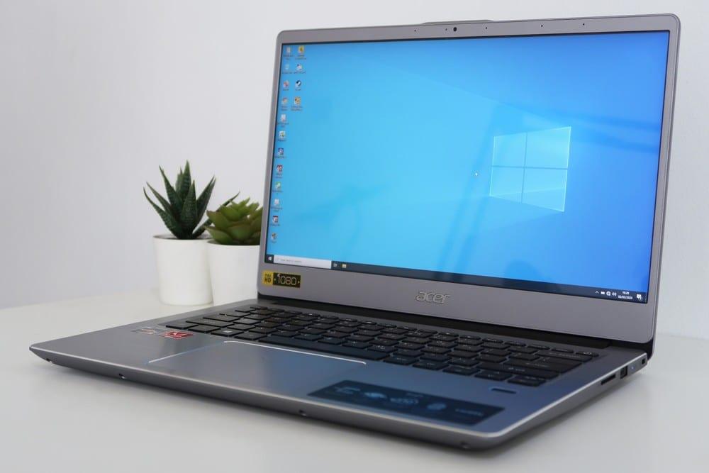 Review Acer Swift 3 SF314-41: Laptop Ringan dengan Prosesor AMD Ryzen 5 3500U 16 acer, acer swift 3, Acer Swift 3 (SF314-41), review