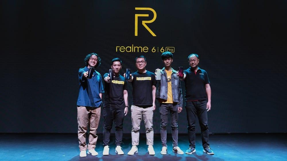 Harga Mulai 3 Jutaan Rupiah, realme 6 dan realme 6 Pro Resmi Meluncur di Indonesia 16 android, Realme, realme 6 Pro, smartphone