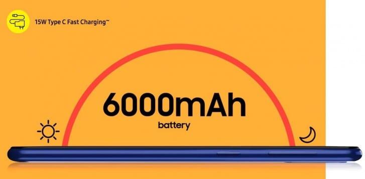 Samsung Galaxy M21: Andalkan Baterai 6.000 mAh dan Kamera 48 Megapixel 17 android, samsung, Samsung Galaxy M21, smartphone