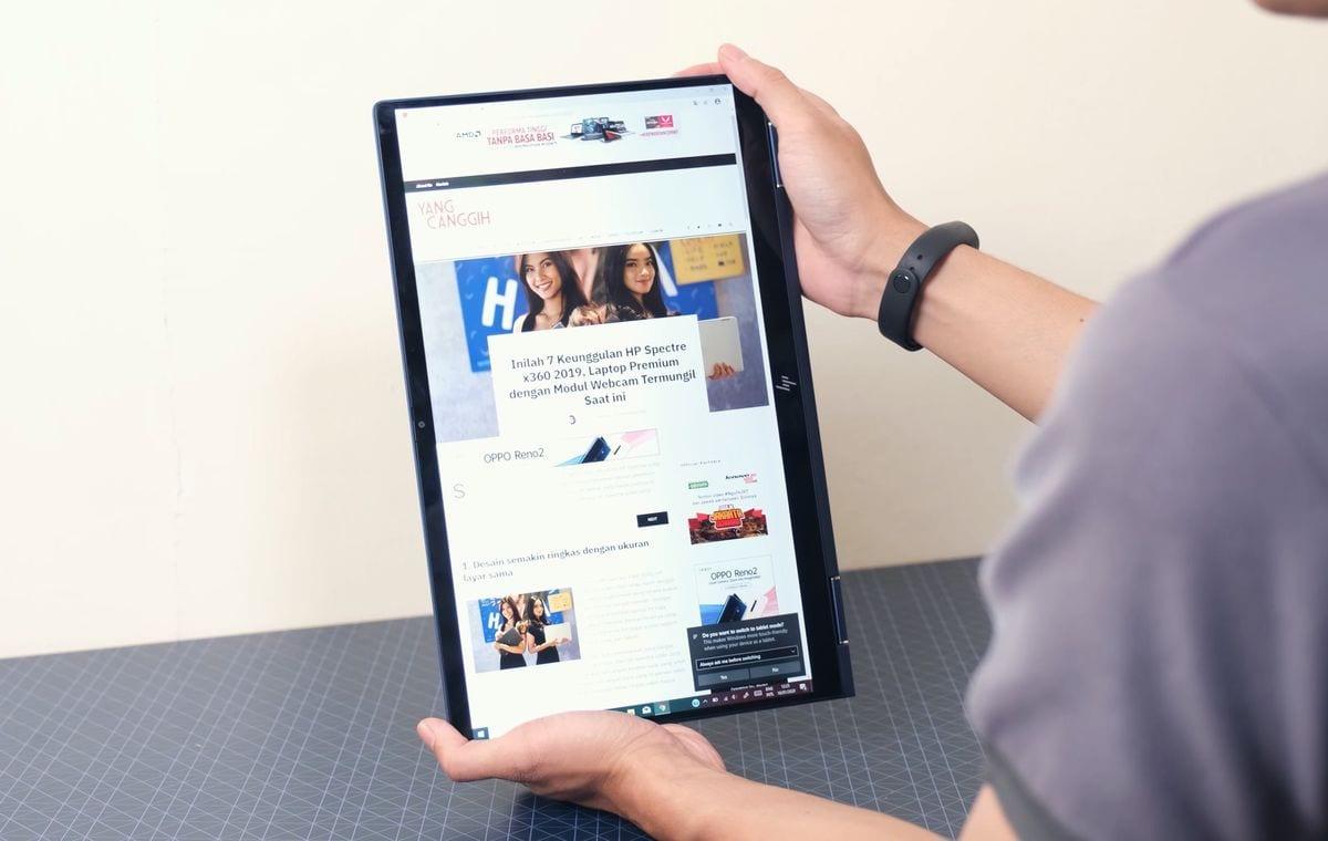 Review HP Elite Dragonfly: Laptop Bisnis Konvertibel Paling Ringkas dengan Fitur Keamanan Lengkap 6 harga, HP, HP Elite dragonfly, laptop bisnis, laptop bisnis konvertibel, spesifikasi