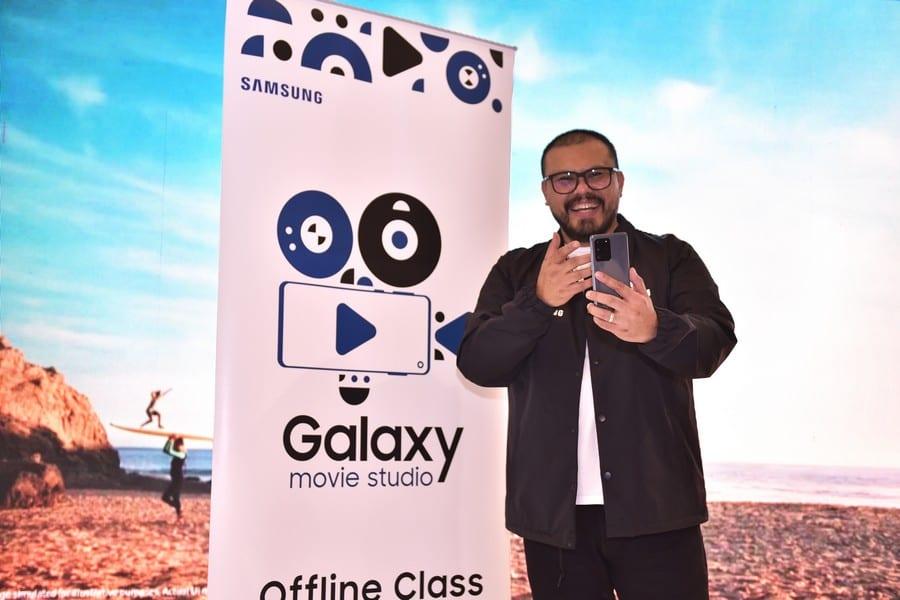 Tips dan Trik Membuat Video dengan Teknik Visual Storytelling Menggunakan Samsung Galaxy S20 16 Galaxy Movie Studio, samsung, Samsung Galaxy S20, smartphone, Tips