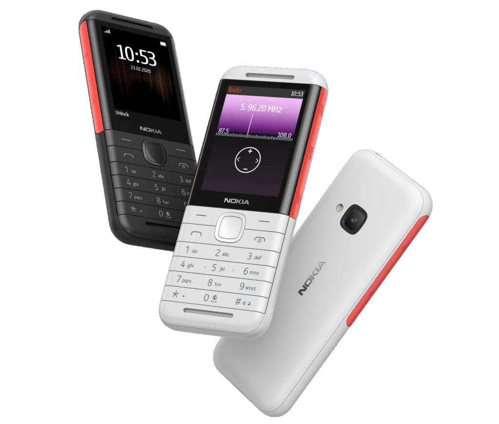 Nokia 5310: Ponsel Murah dengan Dual-Speaker dan Baterai Tahan Lama 2 feature phone, HMD GLobal, Nokia, Nokia 5310, Ponse