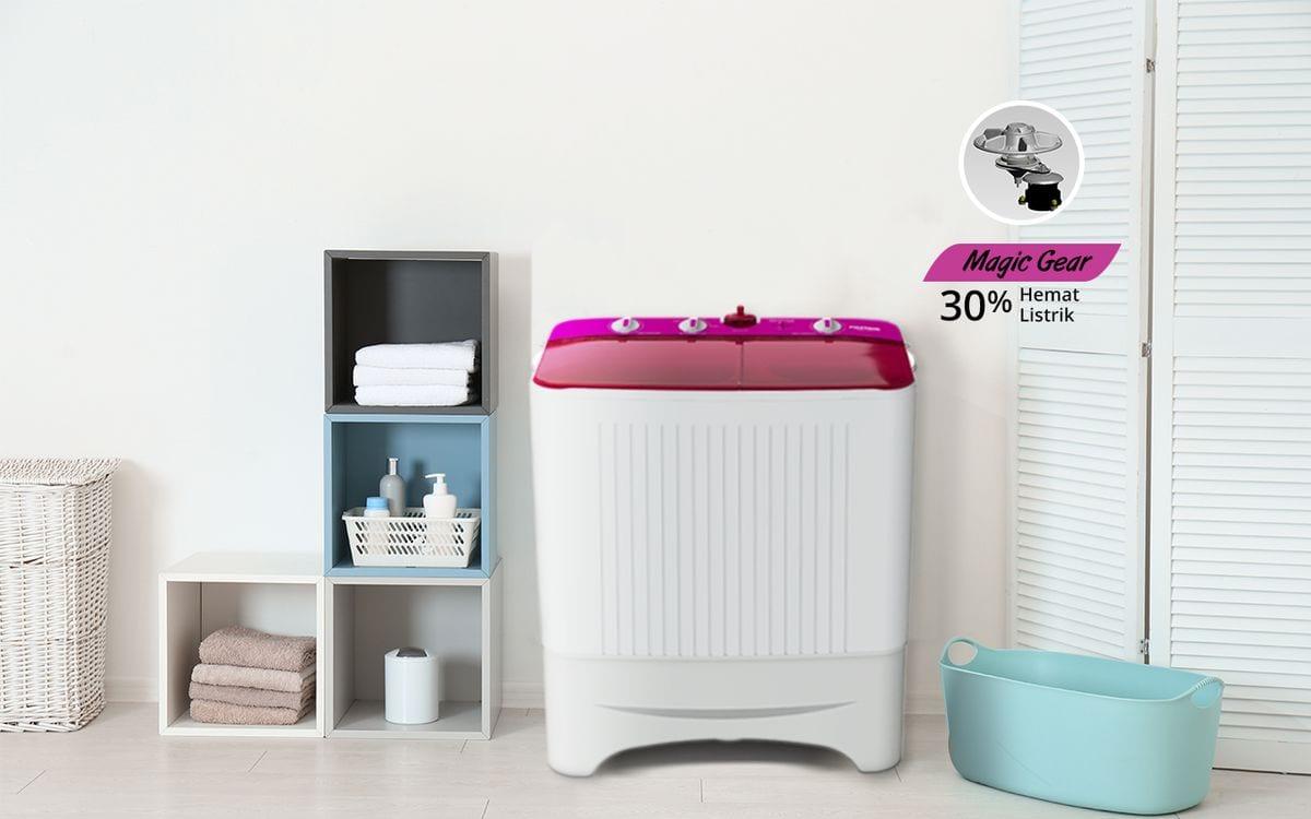 Polytron Primadona Samba: Mesin Cuci Hemat Listrik dengan Water Filter dan Mode Hijab 3 harga, mesin cuci polytron, Polytron, polytron primadona samba, spesifikasi