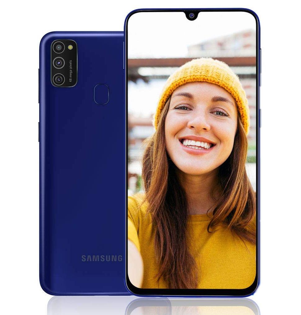 Samsung Galaxy M21: Andalkan Baterai 6.000 mAh dan Kamera 48 Megapixel 16 android, samsung, Samsung Galaxy M21, smartphone