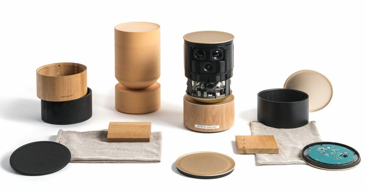 Bang & Olufsen Beosound Balance: Speaker Pintar dengan Desain Artistik 3 Bang & Olufsen Balance, bang olufsen, harga, spesifikasi