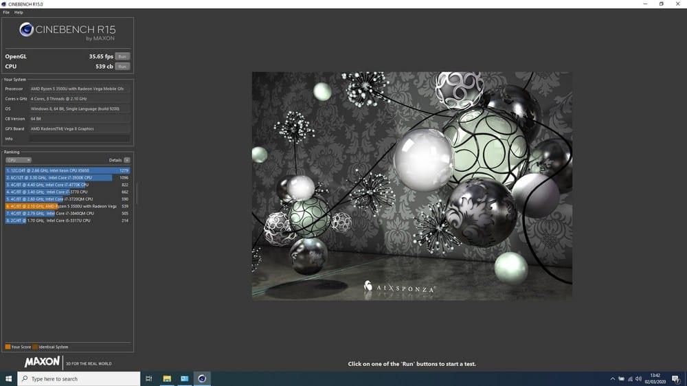 Review Acer Swift 3 SF314-41: Laptop Ringan dengan Prosesor AMD Ryzen 5 3500U 22 acer, acer swift 3, Acer Swift 3 (SF314-41), review