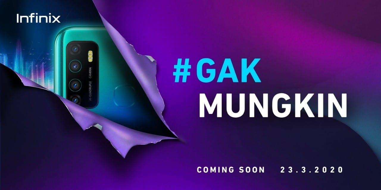 Teaser Andalkan 4 Kamera, Infinix Hot 9 Siap Ramaikan ...