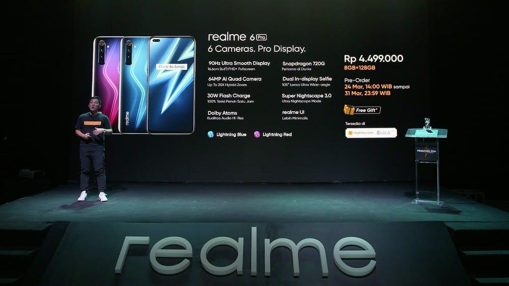 Harga Mulai 3 Jutaan Rupiah, realme 6 dan realme 6 Pro Resmi Meluncur di Indonesia 17 android, Realme, realme 6 Pro, smartphone
