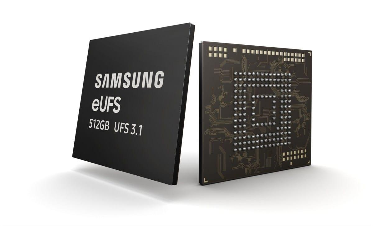 Samsung eUFS 3.1: Solusi Ruang Penyimpanan Smartphone yang Lebih Kencang dan Kapasitas Besar 16 harga, samsung, samsung eUFS 3.0, samsung eUFS 3.1, spesifikasi
