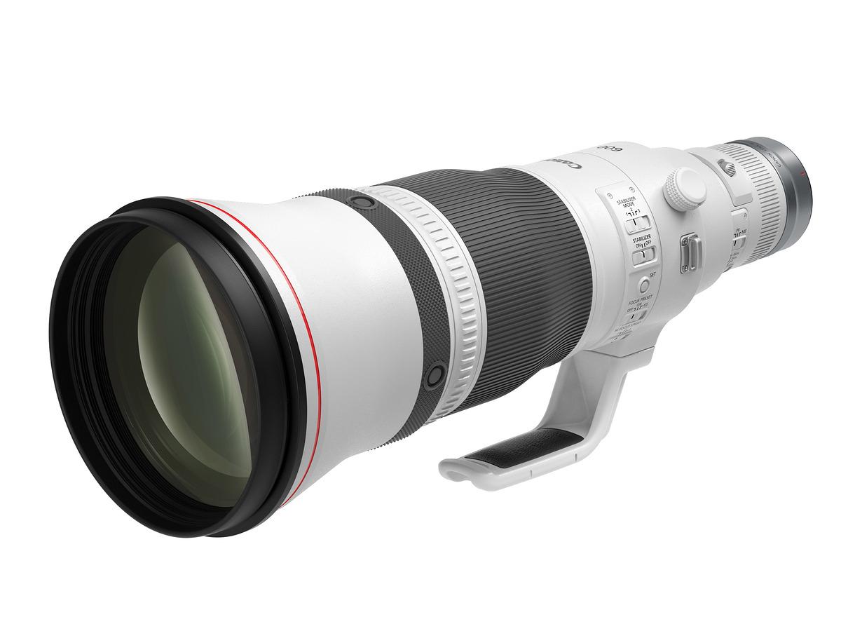 Canon RF 400mm F2.8L IS USM dan 600mm F4L IS USM 2 - SatuPos.com